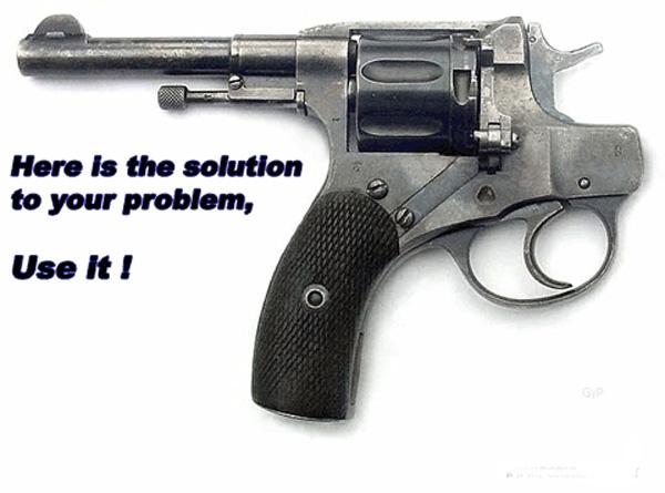 револьвер-самострел