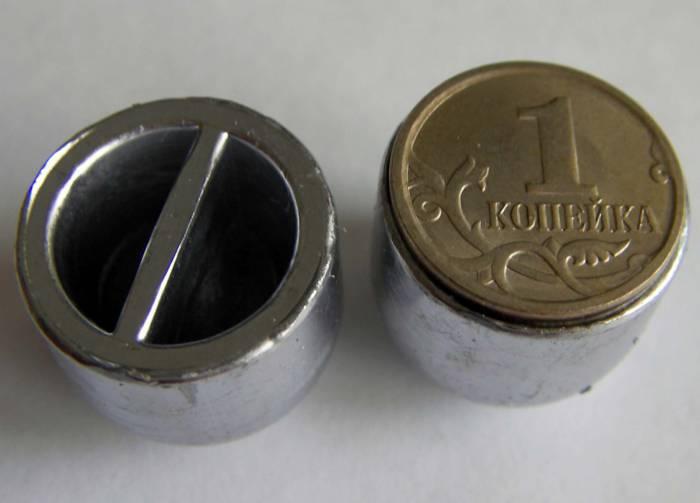 пуля Lee колпачковая