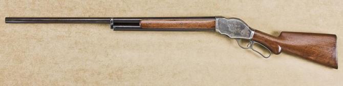 Гладкоствольное ружье Winchester 1887